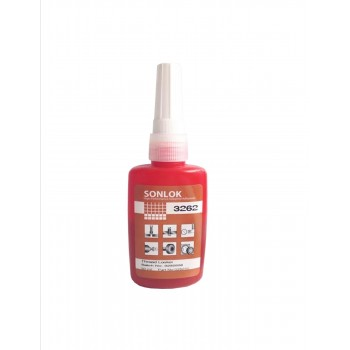 Sonlok 3262 Permanent Threadlocker - 250ml bottle