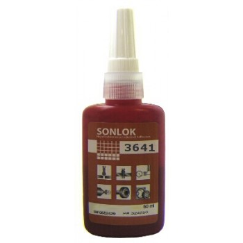 Sonlok 3641 Anaerobic Adhesives - 50ml bottle