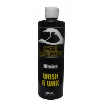 Wash & Wax 500ml bottle