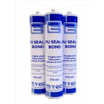 X3 E-Teck PU Seal and Bond Adhesive WHITE- 310ml