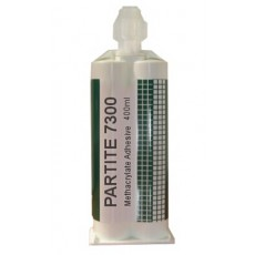 Partite 7300 MMA Structural Acrylic Adhesive 400ml+nozzle