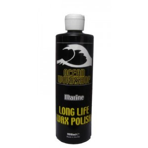 Long Life Wax Polish 500ml bottle