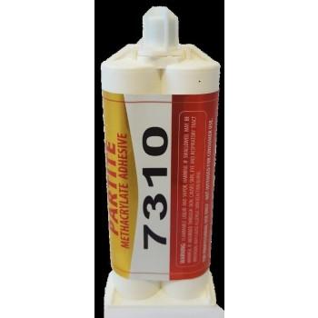 Partite 7300 2 part Structural Adhesive - 50ml cartridge+nozzle