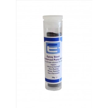 Epoxy steel putty stick- Industrial strength metal repair- 50g