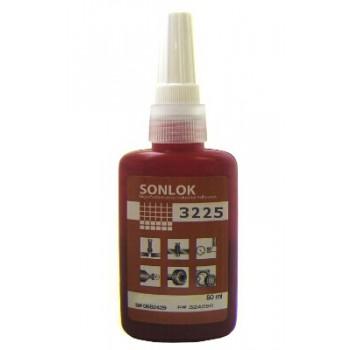 Sonlok 3225 Anit-Vibration Medium Threadlock - 50ml bottle