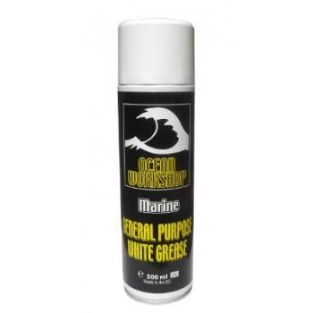 General Purpose White Grease 500ml aerosol