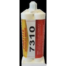 Partite 7300 2 part Structural Adhesive - 50ml cartridge+nozzle