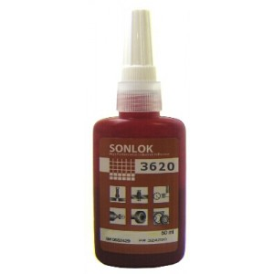 Sonlok 3620 Anaerobic Adhesives 50ml bottle