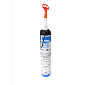 E-Teck Black Gasket Maker High Temperature Lever Pressure Pack 200ml.