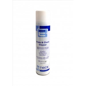 Brake & Clutch Cleaner H. P. Valve 600ml Aerosol