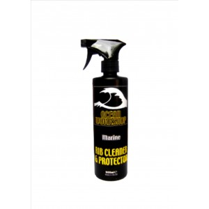 RIB Cleaner & Protector. 500ml bottle.